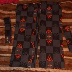 Harley-davidson curtain set (1window)